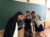 卒業生が遊びにきてくれました!!!!!