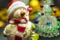 12月19日サンタの格好でクリスマスパーティー♪