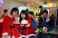 月島キャンパスでクリスマスパーティー
