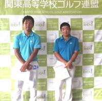 ゴルフ部全国大会出場決定!!