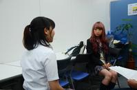 生徒がNHKのEテレ番組から取材を受けました