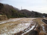 学校周辺雪の様子☆