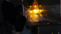 豊田での理科授業を見学しました