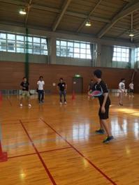 【スクーリング】チーム対抗戦!体育