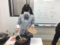 新宿代々木キャンパスの調理実習