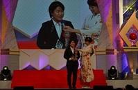 畑岡奈紗さん、第51回ビッグスポーツ賞新人賞の表彰式に出席