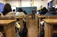 親子スクーリング参加3日目最終日(執筆:卒業生りんご)
