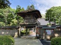 新緑にバエる美しい高徳寺山門