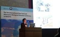 水道の国際会議に出席しました。