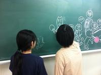 大阪校☆☆初☆☆スクーリング♪