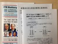 ESD(鉛電池)プロジェクト具体化へ