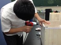 PM除去実験チャンバーを自作