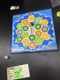 テーブルゲーム「カタンの開拓者」
