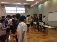 大阪校卓球部が初出場でベスト8へ進出!