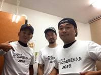 なにわ淀川花火大会にボランティア参加