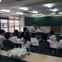 先生方の得意分野で授業