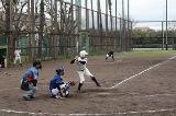 軟式野球部・練習試合・第2戦