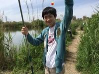 外来魚駆除釣り大会(環境保全クラブ)