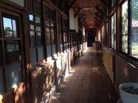 懐かしの木造校舎