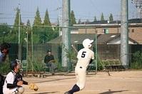 軟式野球部 全国大会予選 惜敗