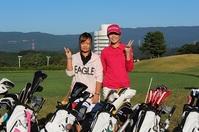 澤田知佳さん、大西樹里さん、日刊アマゴルフで健闘!