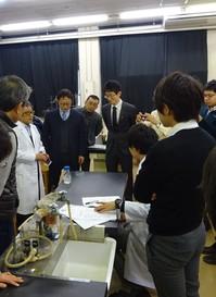 実験テク及び試作キットを教員研修で公開