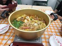 プレスクール☆鍋パーティー