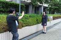 ♥大阪校♥パンフレット撮影