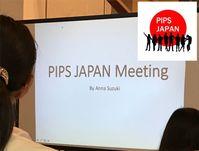 大阪城で外国人に観光案内する高校生の団体