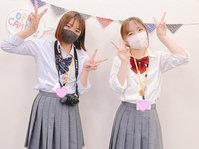【在校生ブログ】生徒スタッフの名札にも注目!