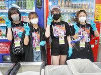 関西コレクションのボランティアスタッフに参加しました!