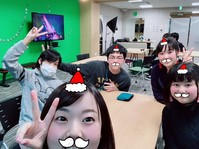 クリスマスパーティー★キャンパスイベント