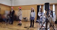 軽音楽部のボランティア活動