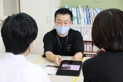 個別相談栁澤さん.JPG