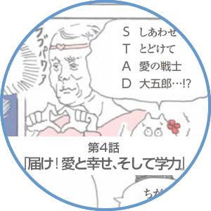 ルネサンス高校ルネコ4話