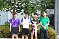 祝・優勝!<br />【ルネサンス大阪高等学校】卓球部 全国大会へ