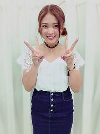 8月4日放送のダウンタウンDXに在校生「現役女子高校生ものまねタレント カトリーナ陽子さん」が出演