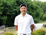 今野匠さん日本ジュニアゴルフ協会の大会で優勝!