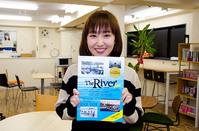 在校生の鷹巣さんがミュージカル「戸田市文化会館市民ミュージカル The River」に出演