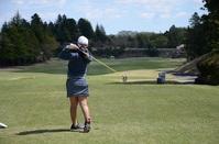 千葉華さん2位など、ゴルフでルネ高生活躍!