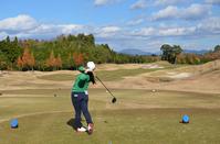 ゴルフで山邊さん第2位、北國くん第4位!