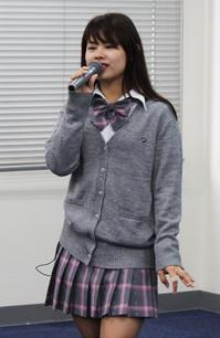 アナリンさんがテレ朝『音楽チャンプ』(11月26日放送)に出演!