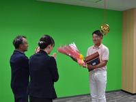 【ゴルフプロテスト史上最年少合格】竹内優騎くん祝賀会