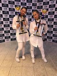 在校生広嶋 梨奈さんがストリートダンス世界大会優勝に輝き、京都府向日市スポーツ栄誉賞を受賞!