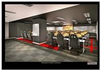 大阪校「eスポーツコース」が西日本最大級のeスポーツ専用施設『梅田eスポーツキャンパス』として拡大移転