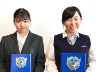 祝!山邊 里奈さん大阪府高等学校ゴルフ選手権大会で優勝!前多 愛さんも準優勝