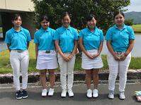 ゴルフ関西大会から全国大会に4名出場!