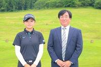 ゴルフ部に関する取材記事