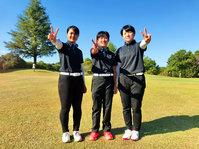 ゴルフ関東大会から全国大会へ男女共に団体出場決定!