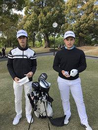 ゴルフ関西大会に3名進出!